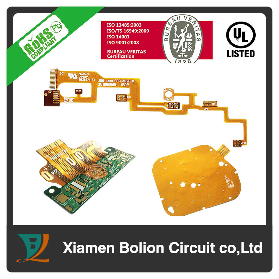 Flexible PCB, Fast Turn Prototypes, ISO13485 / Ts16949/ UL