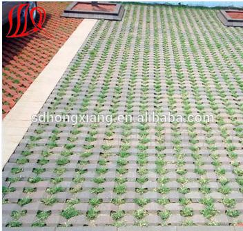 Plastic Grass Pavers, Plastic Driveway Pavers, Grass Lawn Grid