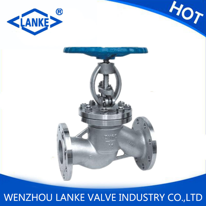 GB Stainless Steel 304/316 Flanged Globe Valve