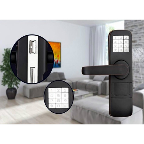 Safewell High Quality Keypad Lock by Password or Key Used in Villa or Office