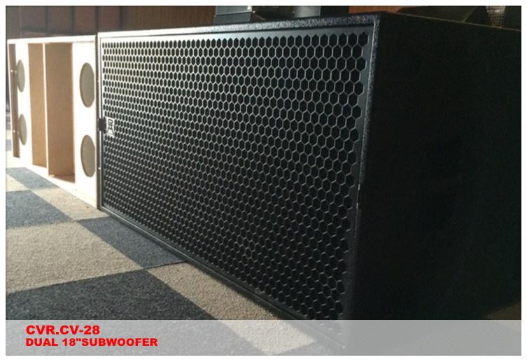 CV-series - Guangzhou CVR Pro-Audio Co., Ltd. - page 9.