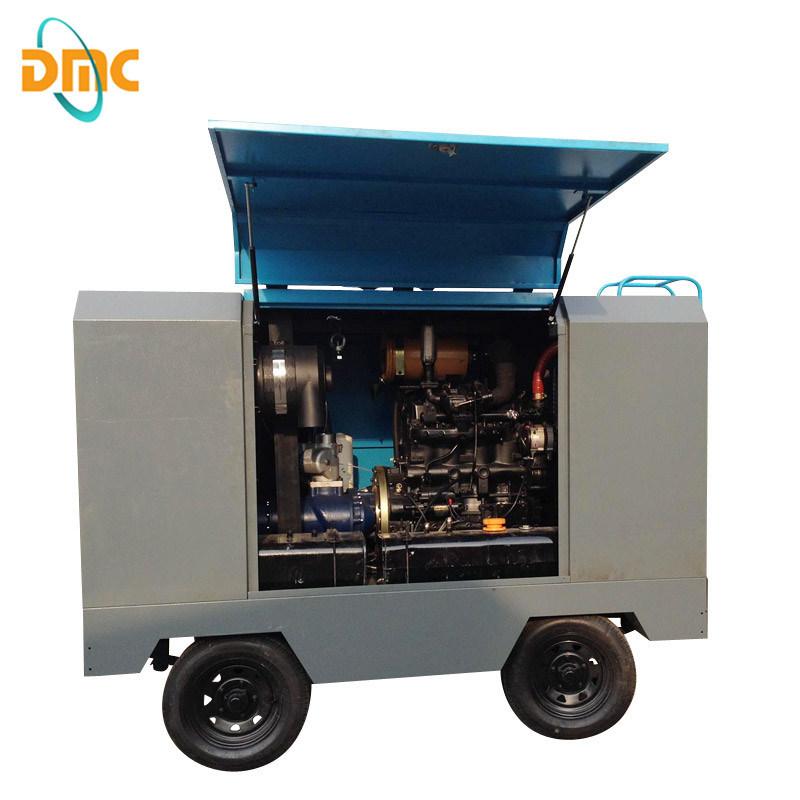Diesel Driven Portable Air Compressor