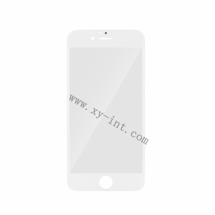Top Selling Outer Front Glass Lens for iPhone6 6g Inch Black White