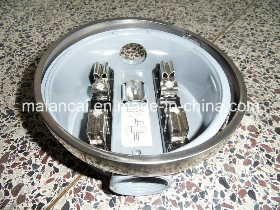 Round Meter Socket (GYB-100)