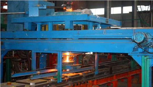 Automatic Production Line for Casting Ball
