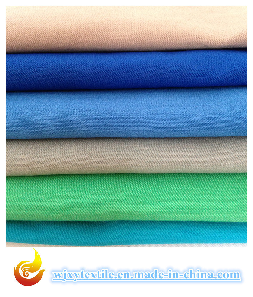 Twill Spandex Cotton Fabric (XY-SP2014003)