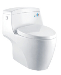 Siphonic Toilet