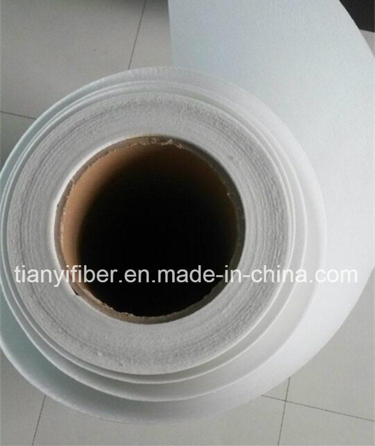 Tian Yi, Fiberglass-Polyester Paving Mat for Concrete Reinforcement