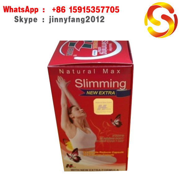 Effective Natural Max Slimming Advanced Capsule