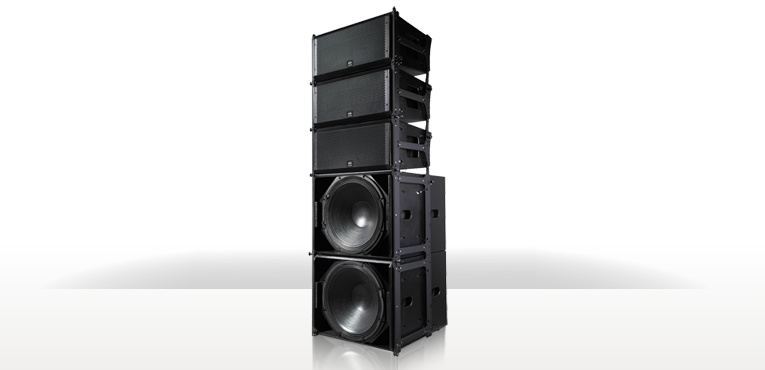 M10s Active Line Array Sound System, Passive Powered Speaker