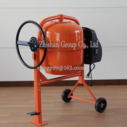 Cm260 (CM50-CM800) Zhishan Portable Electric Gasoline Diesel Concrete Mixer