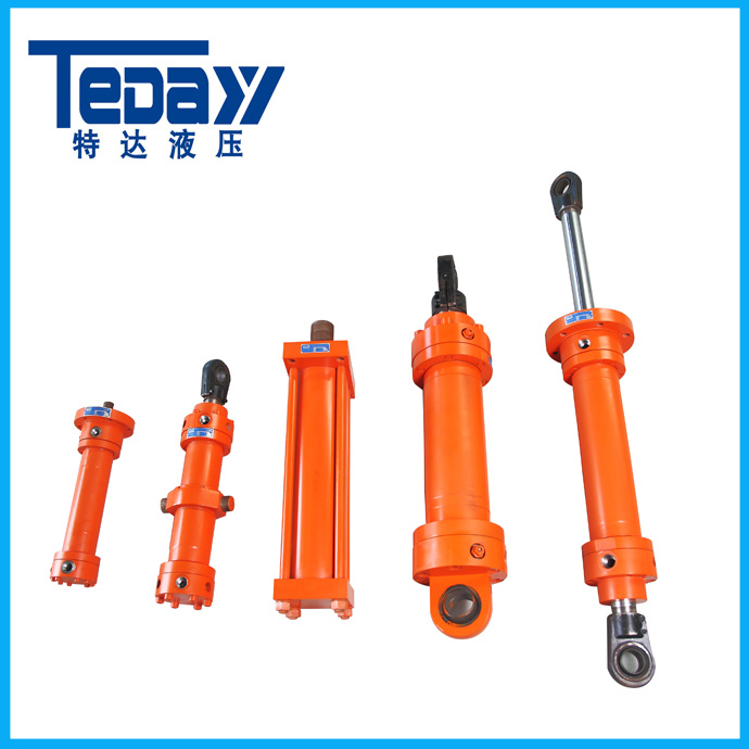 Nonstandard Oil Cylinder for Metallurgy Industry