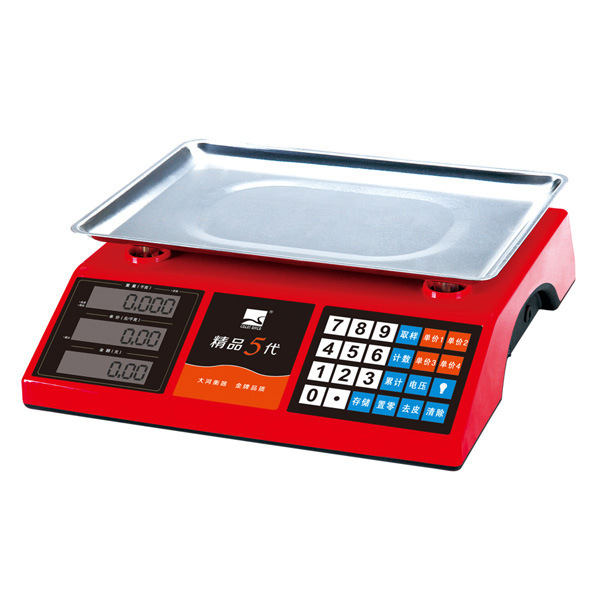 Electronic Computing Price Weighing Scale (DH-588)