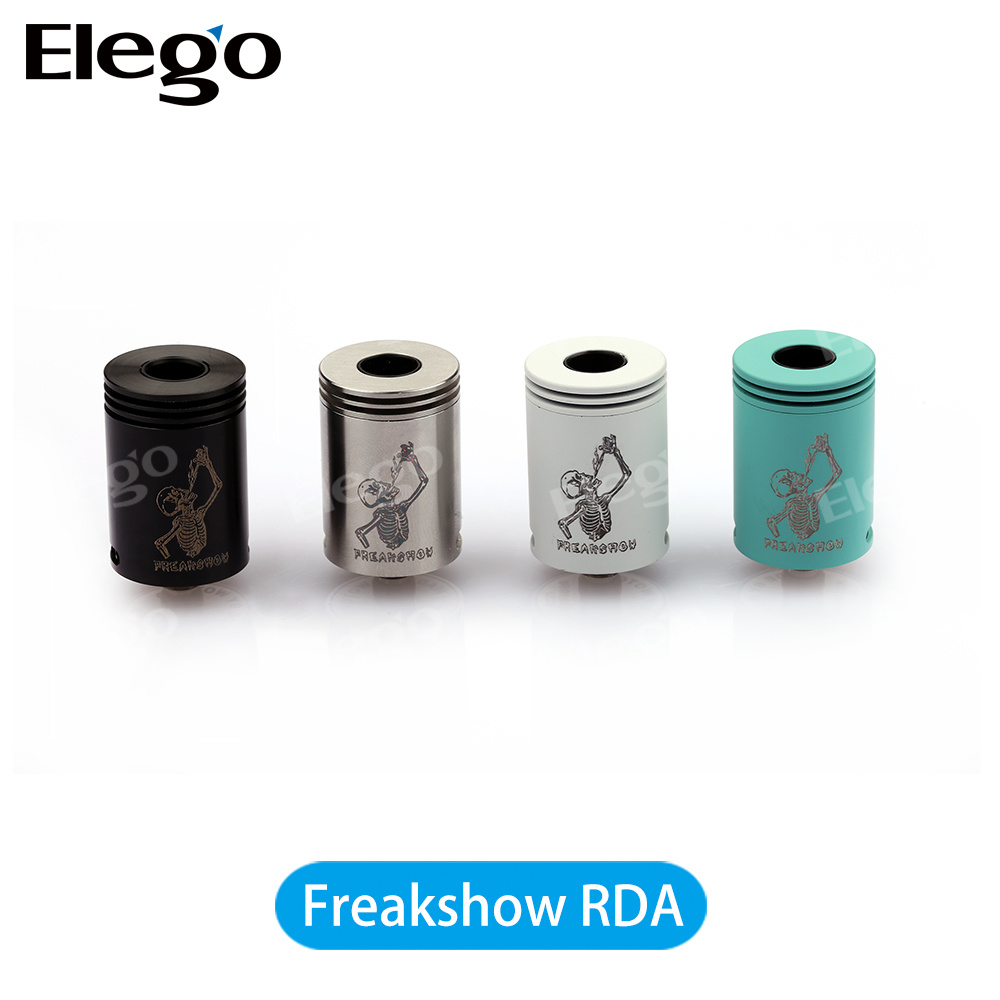 Wotofo Freakshow Rda Rebuildable Dripping Atomizer
