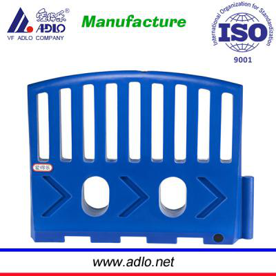 Blue Temporary Road Safety Plastic Traffic Fence Barrier Vf (9566)