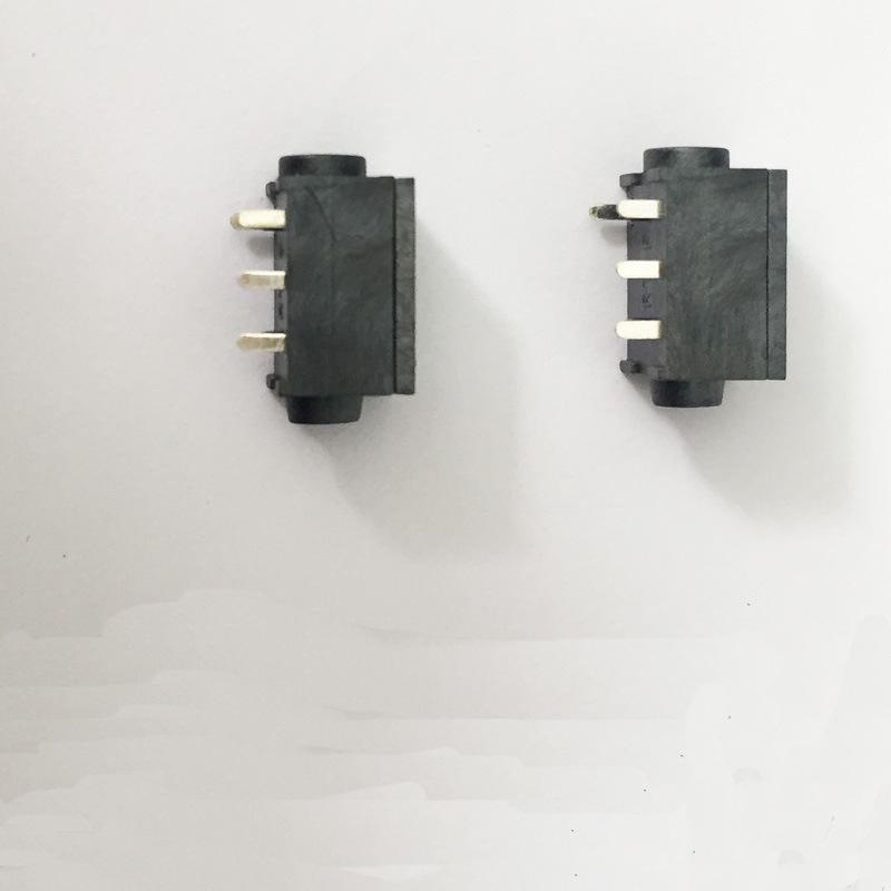 Headphone Socket Headphone Jack Audio and Video Socket Custom-Made Pj-3520
