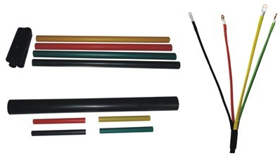 0.6-1kv Heat Shrinkable Cable Accessorie