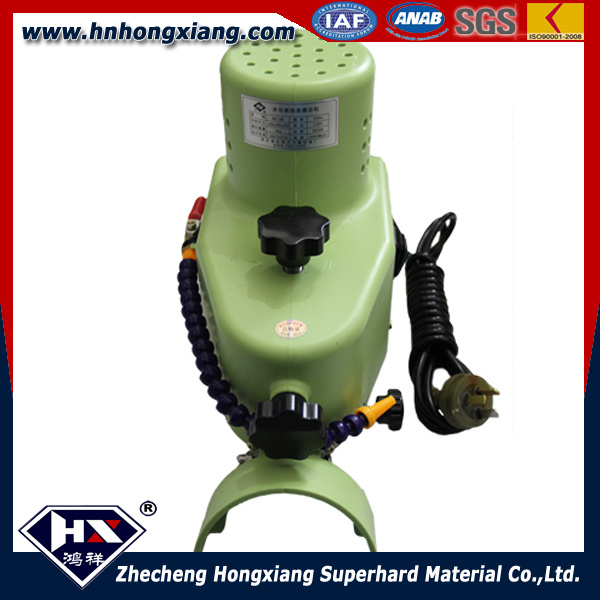 Small Manual Portable Glass Edging Polishing Grinding Machine