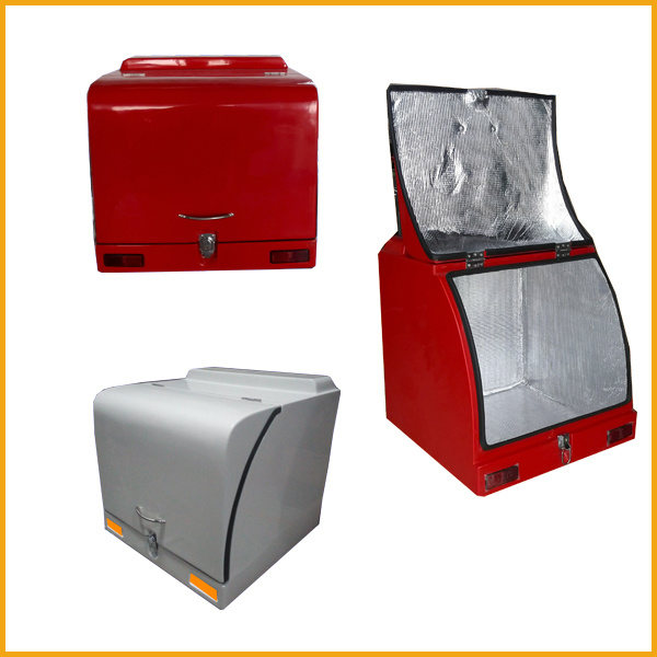 Motorcycle/Scooter Pizza Box Delivery Box Tail Box (PZ-103)