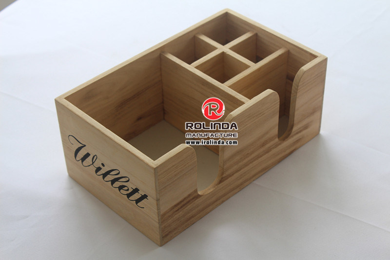 Wood Packaging Box for Tea