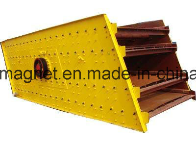 Yk Series Vibrating Screen/Sieve Machinery Widely Used in Mine/ Construction/Transportation/Energy and Chemical