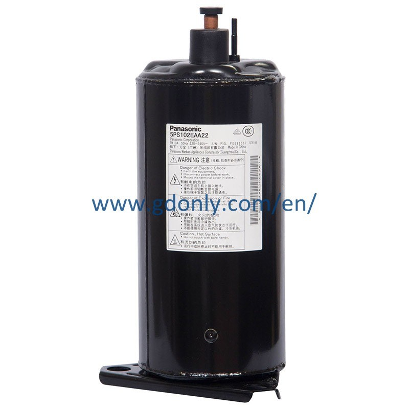 Panasonic Air Conditioner Rotary Compressor (R410A /220V-240V/ 50Hz)