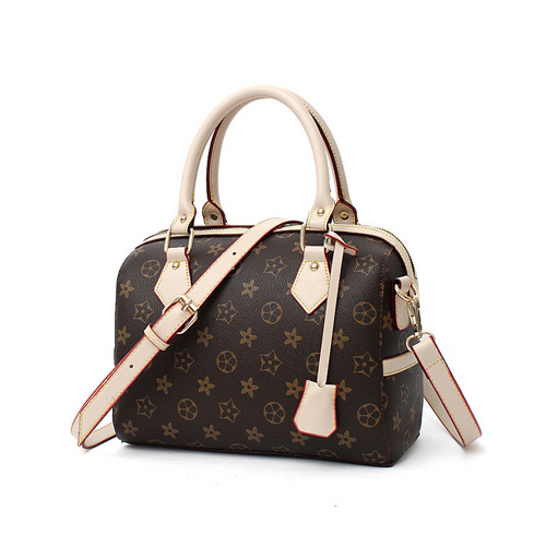 European Fashion Elegant Pillow Handbag for Ladies