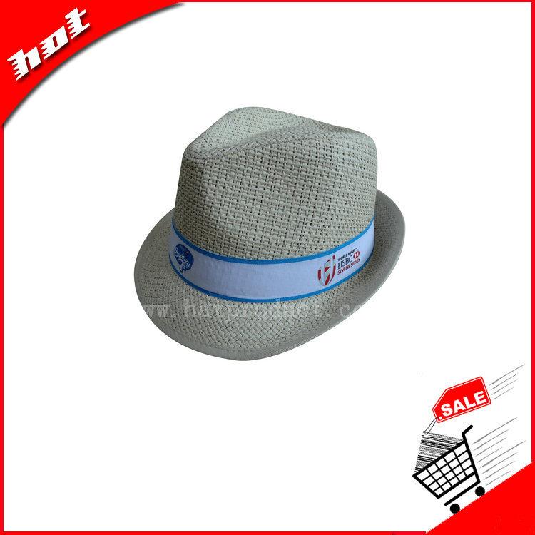 Fedora Hat Straw Hat Paper Hat