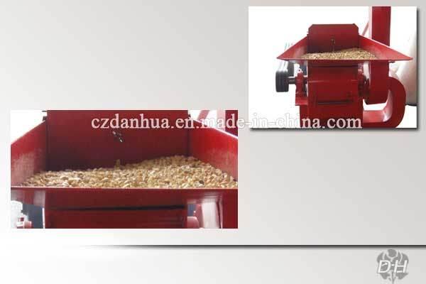(0.8MM Sieve) High Fineness Maize Flour Mill Machine