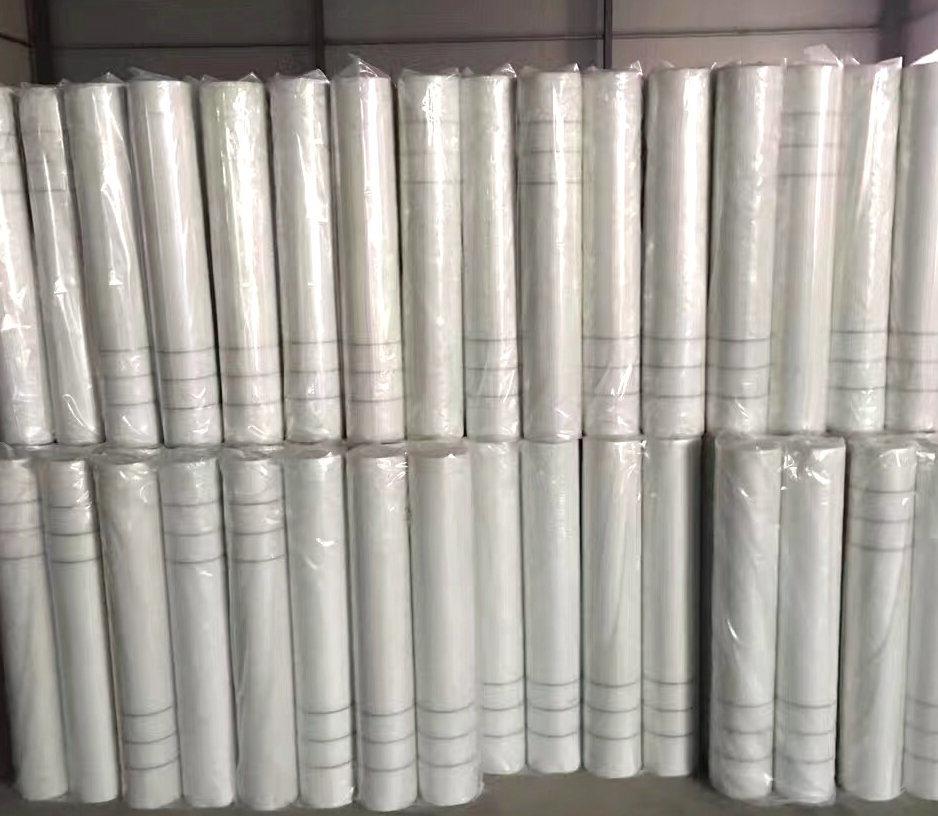 160g Alkali-Resistant Fiberglass Mesh for External Wall Insulation