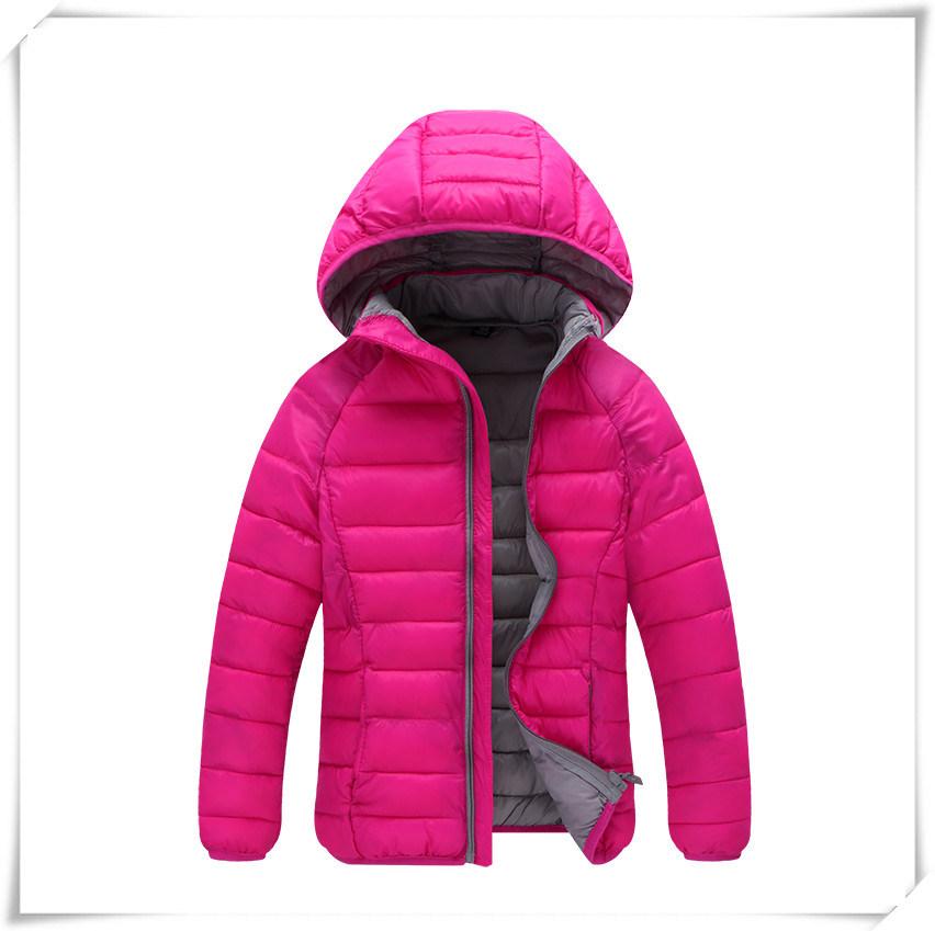 2016 Uniq Style Super Light Winter Coat Down Jacket 608 Stock