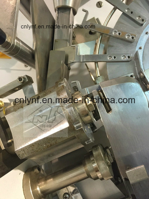 Tea Bag Machine with Crimped Outer Bag Model Ccfd6
