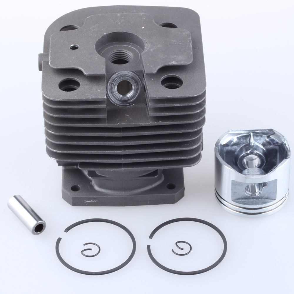 Chainsaw Parts 44mm Cylinder Piston for Stihl Fs400 Fs450 Fs480 Sp400 Fr450 Rep 4116 020 1215