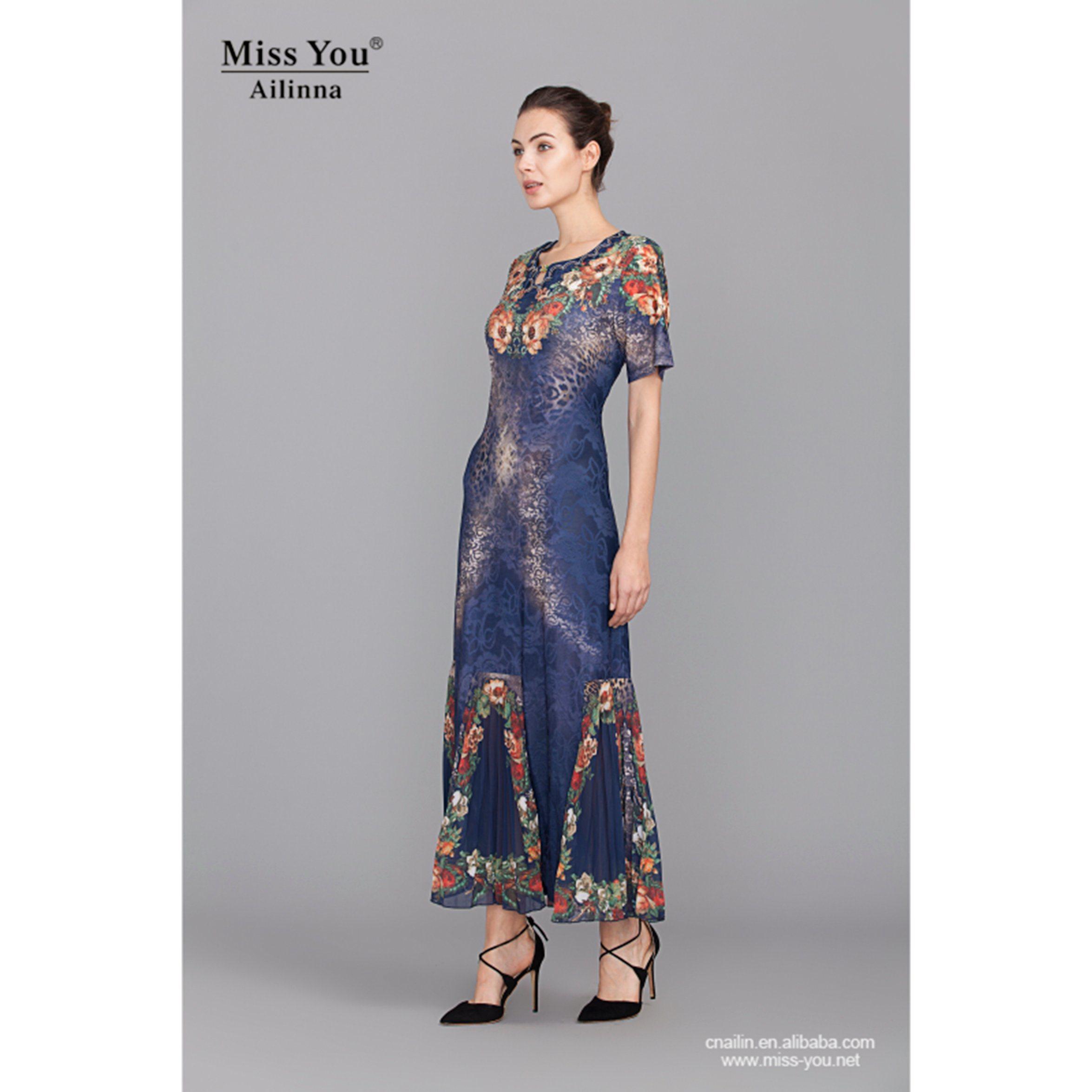 Miss You Ailinna 101997 OEM Long Dress All Design All Length