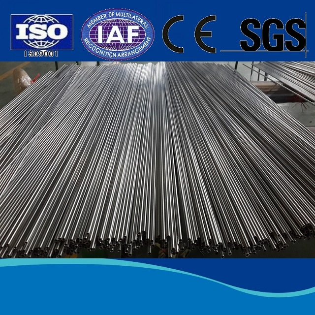 High Quality Seamless Stainless Steel Tubes for Textile Spinning Flyers