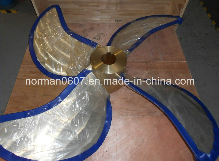 1650mm Diameter Propeller, Marine Propeller, Marine Bronze Propeller