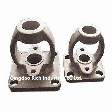 Hot/Die Casting Part, Brass Aluminum Forging Part Fitting Bracket/ Cast Part