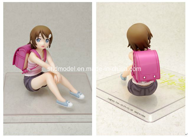 Japanese Cartoon Figure for Collection (OEM order)