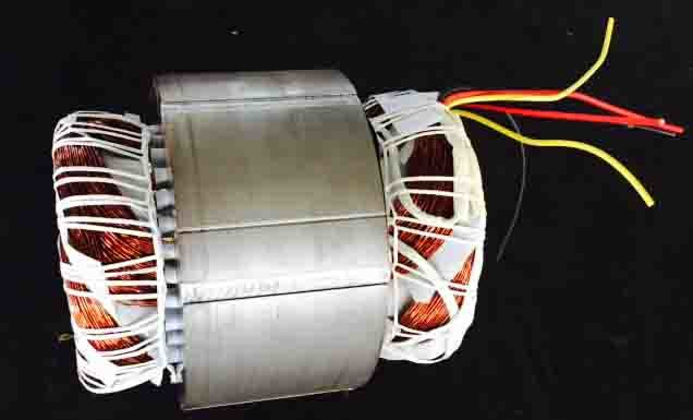 Spare Parts of Electric Motor
