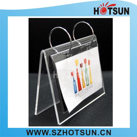 China Acrylic Desktop Calendar Holder China Acrylic