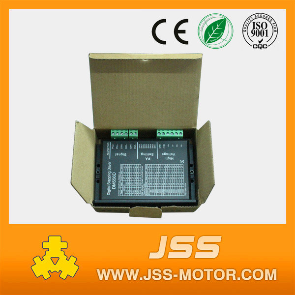 Dm542 Bipolar Digital Stepper Motor Driver