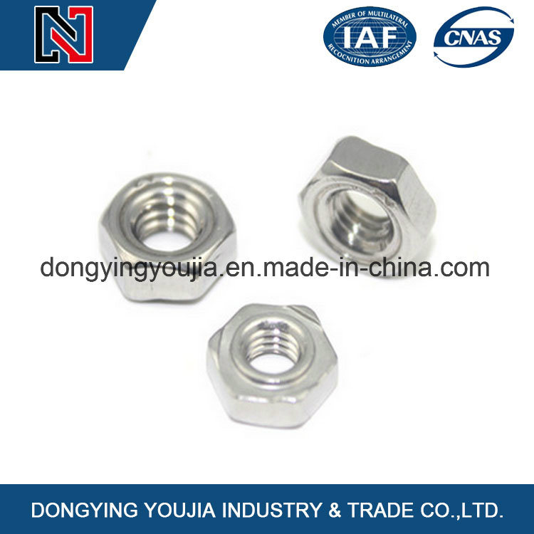 Factory Cheap Price Stainless Steel Hexagonal Nuts