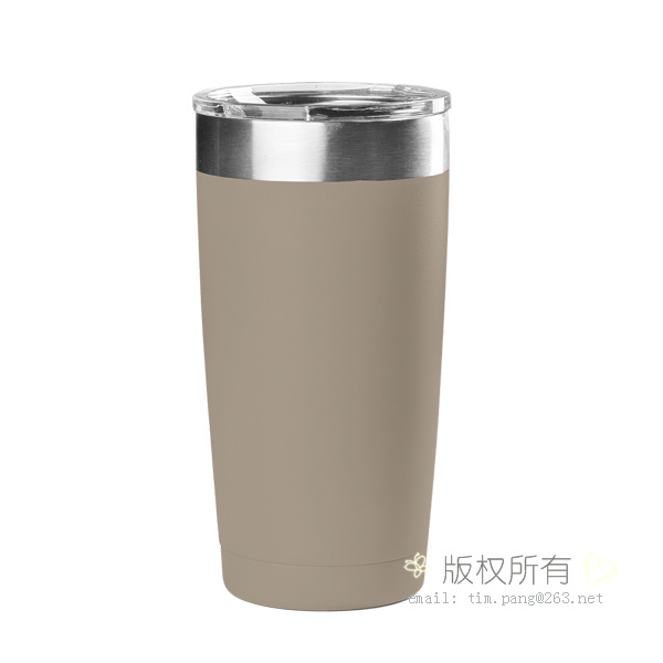 20oz Stainless Steel Vacuum Mug Travel Mug Coffee Mug Gift Mug