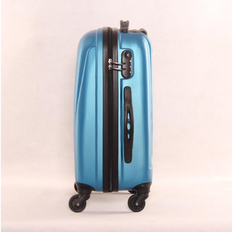 3PCS Hard Luggage Trolley Case ABS Luggage Bag