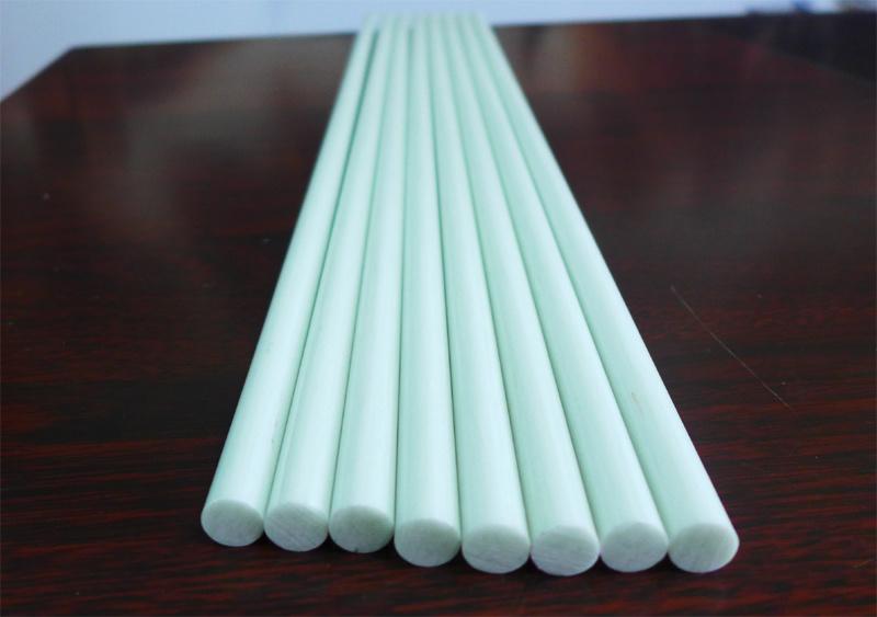 High Quality FRP/GRP Rod, Glass Fiber/Fiberglass Bar