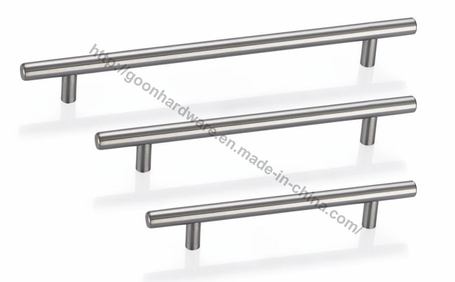 Stainless Steel Furniture Cabinet Kitchen T-Bar Pull Handles G00001