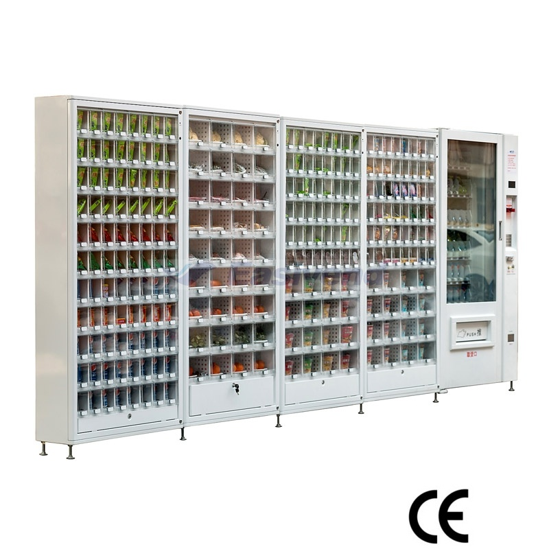 Daily Product Vending Machine