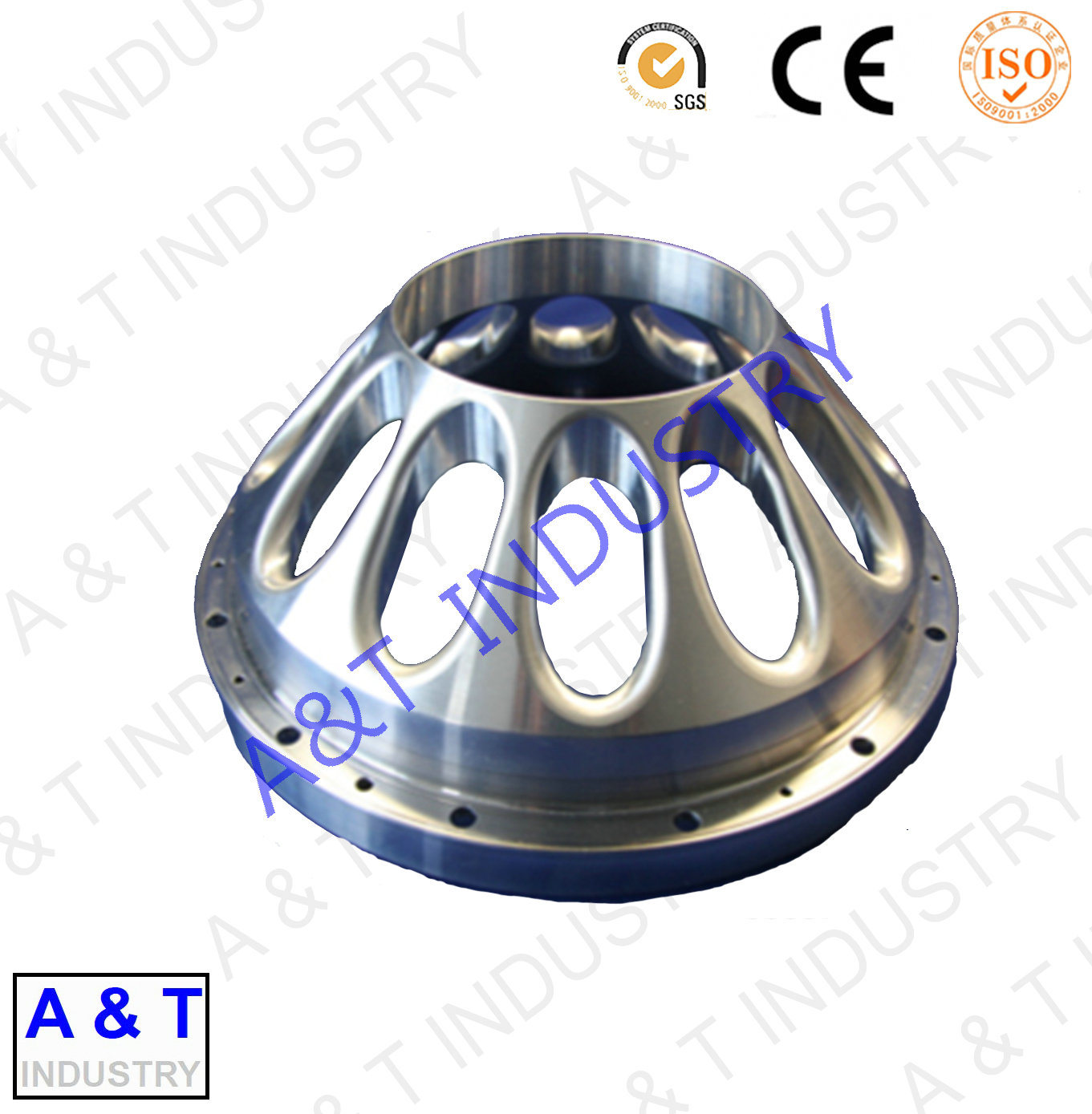 CNC Forging Part Stain Less Steel Forging Part with High Quality