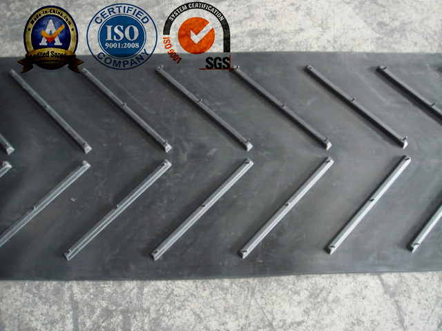 Chevron Conveyor Belt, V Belt, V-Shaped Conveyor Belt
