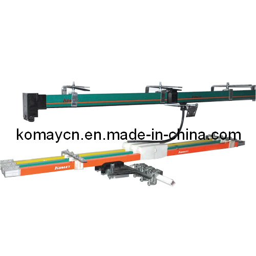 Single-Pole Conductor Rail-Insulated Conductor System